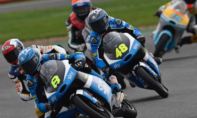 Topten para el Sky Racing Team VR46