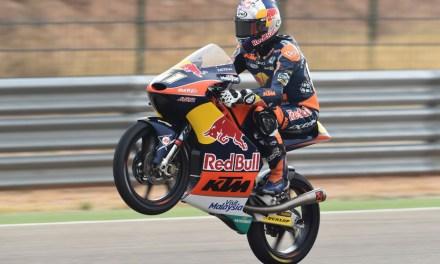 Brad Binder, Campeón del Mundo de Moto3 2016