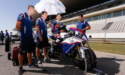 El Targobank EasyRace SBK Team irá a por todas en Jerez