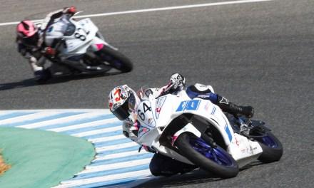 El Andaluz de Velocidad cerraba la jornada en Jerez