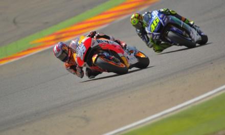 El Gran Premio Movistar de Aragón, clave en la lucha por el mundial de MotoGP