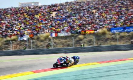 Toda la emoción del Gran Premio Movistar de Aragón en las redes sociales de MotorLand