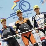 Vicent Pérez gana la primera carrera de Moto3