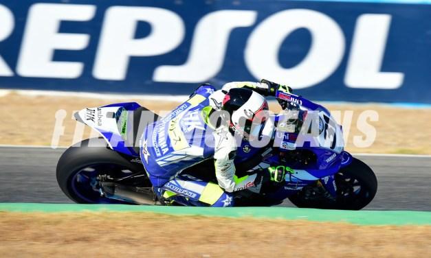 Carmelo Morales se corona en Jerez