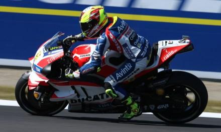 Héctor Barberá repite con el Ducati Team