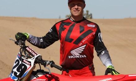 Andrew Short se une a American Honda como embajador de la marca