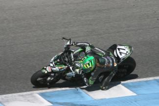 Andrea Sibaja, Kawasaki Z Cup Jerez