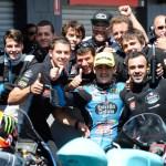Canet consigue en Phillip Island su primer podio mundialista