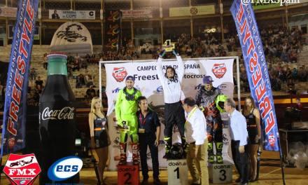 Christian Meyer, el mejor en el Freestyle de Murcia