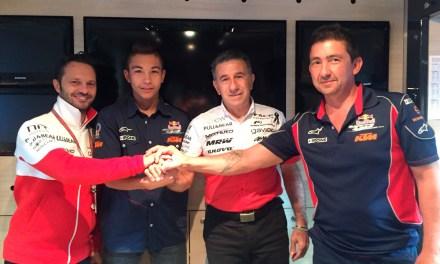 Raúl Fernández representará al escuadrón del Aspar Team en el Mundial Júnior