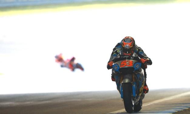 Rabat vuelve a puntuar en Japón tras emplear una buena estrategia de carrera