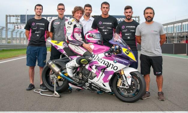 Javi del Amor y el Graphbikes EasyRace SBK Team quieren poner el broche de oro en Navarra
