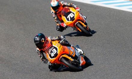 El piloto del Procercasa 42Motorsport partirá 15º en la parrilla de salida, con Vicente Pérez 19º, Filippo Fuligni 27º y Álex Ruiz 30º