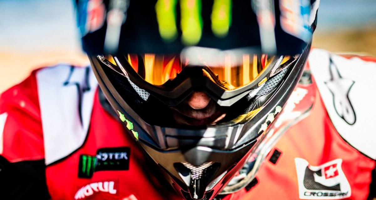 Monster Energy se une al Team HRC para luchar por el Rally Dakar