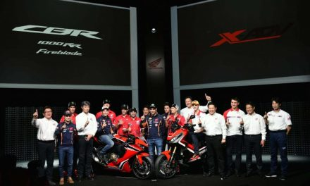Honda anuncia sus pilotos de fábrica para  2017 MXGP