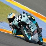 Marcos Ramírez luchará por el título de Moto3 desde la pole