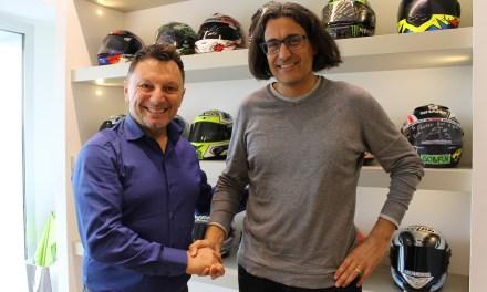 Gresini Racing Moto3  y  GPR juntos