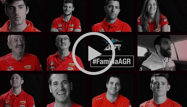 Reportaje AGR Team