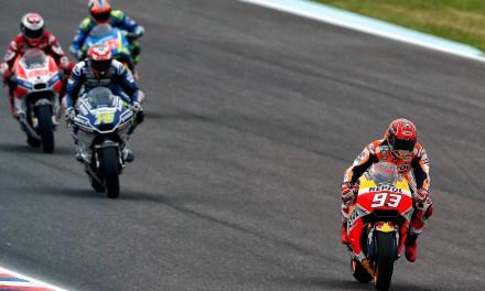 Cuarta 'pole position' consecutiva de Marc Márquez en Argentina