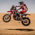 Victoria de Benavides y liderato de Gonçalves a falta de un día para cerrar el Abu Dhabi Desert Challenge