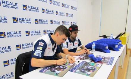 El equipo Reale Avintia Racing pone rumbo a Argentina