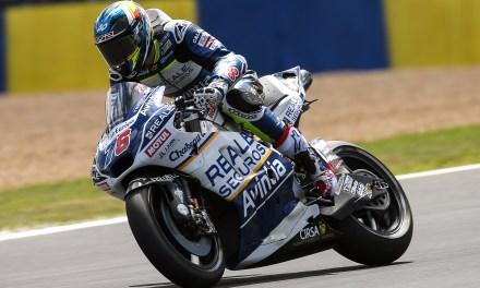 Loris Baz termina noveno en Le Mans, Héctor Barberá retirado tras dos vueltas