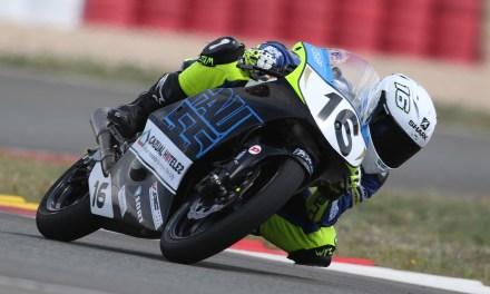 El Fau55 Racing inicia el FIM CEV Repsol con buenas sensaciones