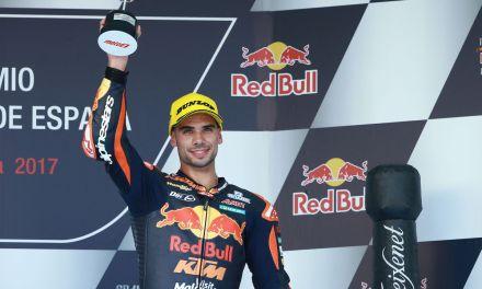 Conoce por dentro el prometedor Red Bull KTM Ajo de Moto2