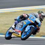 Nuevo podio para Arón Canet en el Gran Premio de Francia