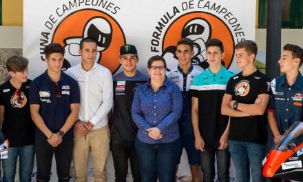 Presentación ayudas de la Diputación para escuelas de pilotos