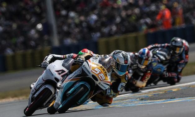 Guevara lucha por el Top-5 en la carrera de Le Mans