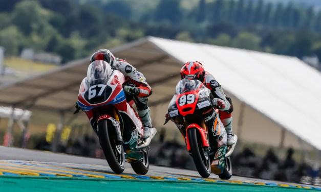 El Mahindra LaGlisse Team progresa en Le Mans