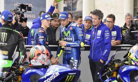 Yamaha completa la primera fila en Le Mans