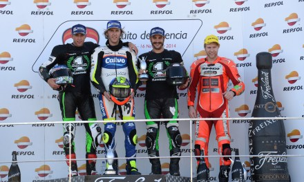El mundo del motociclismo, comprometido con la recuperación del campeón Kenny Noyes