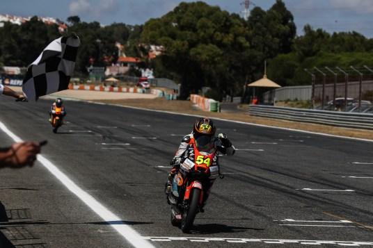 Cuna de Campeones, Circuito de Estoril