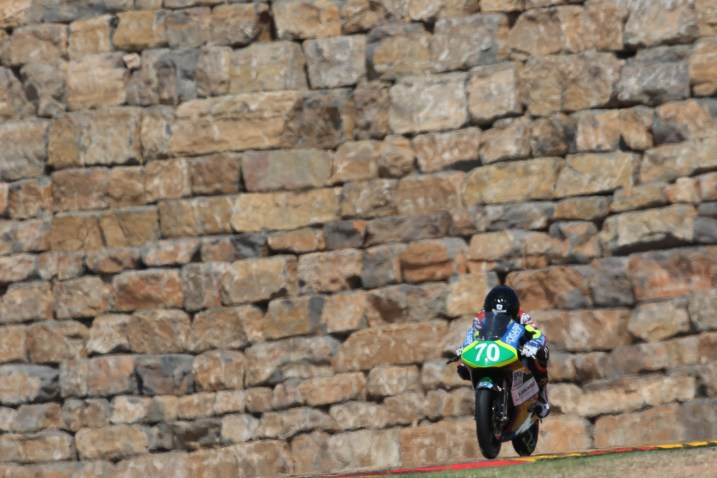 Joshua Whatley, Fau55 Racing