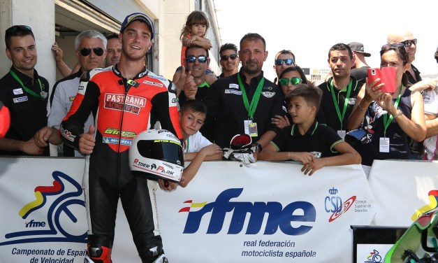 MARC MIRALLES DEL SPEED RACING GANA EN OPEN 1000
