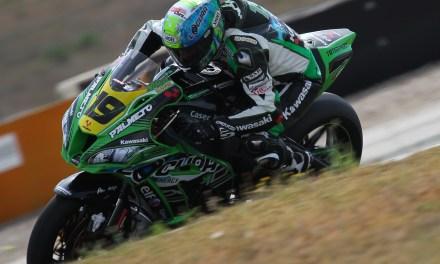 El Kawasaki Palmeto PL Racing Team llega a MotorLand Aragón con ganas de seguir progresando