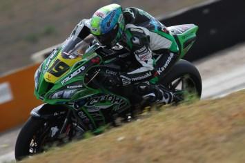 Iván Silva, Kawasaki Palmeto PL Racing Team