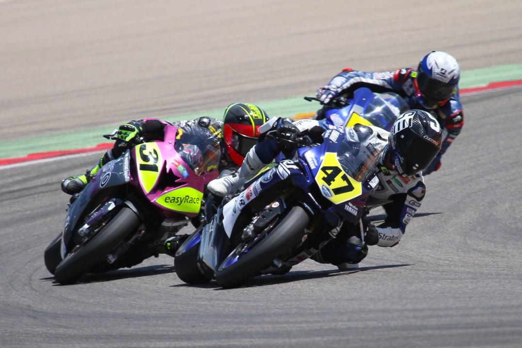 "Ángel Rodríguez ""Rodri"", Yamaha Stratos, Circuito Motorland Aragón"