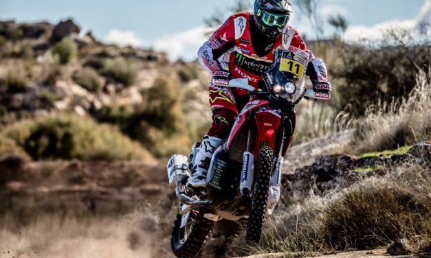 El Monster Energy Honda Team vuelve a la carga con la Baja Aragón