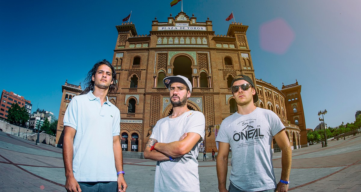 "Red Bull X-Fighters Las Ventas: ""El nivel va a ser altísimo"""