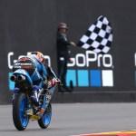 'Pole Position' de Arón Canet en el Gran Premio de Alemania