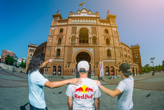 Dany Torres, Maikel Melero, Christian Meyer, Red Bull X-Fighters
