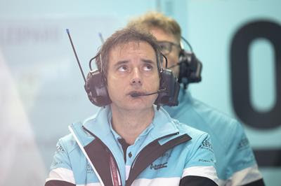 Lundberg, Leopard Racing Team