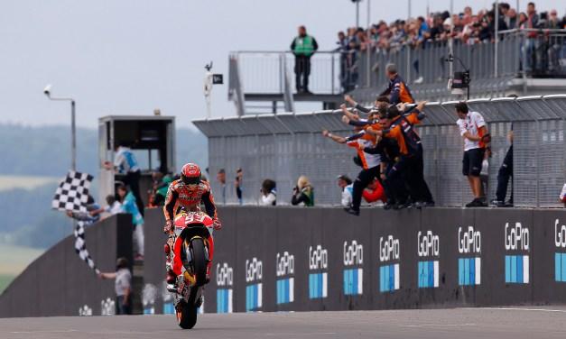 Márquez y Pedrosa empiezan la segunda mitad del Mundial en Brno