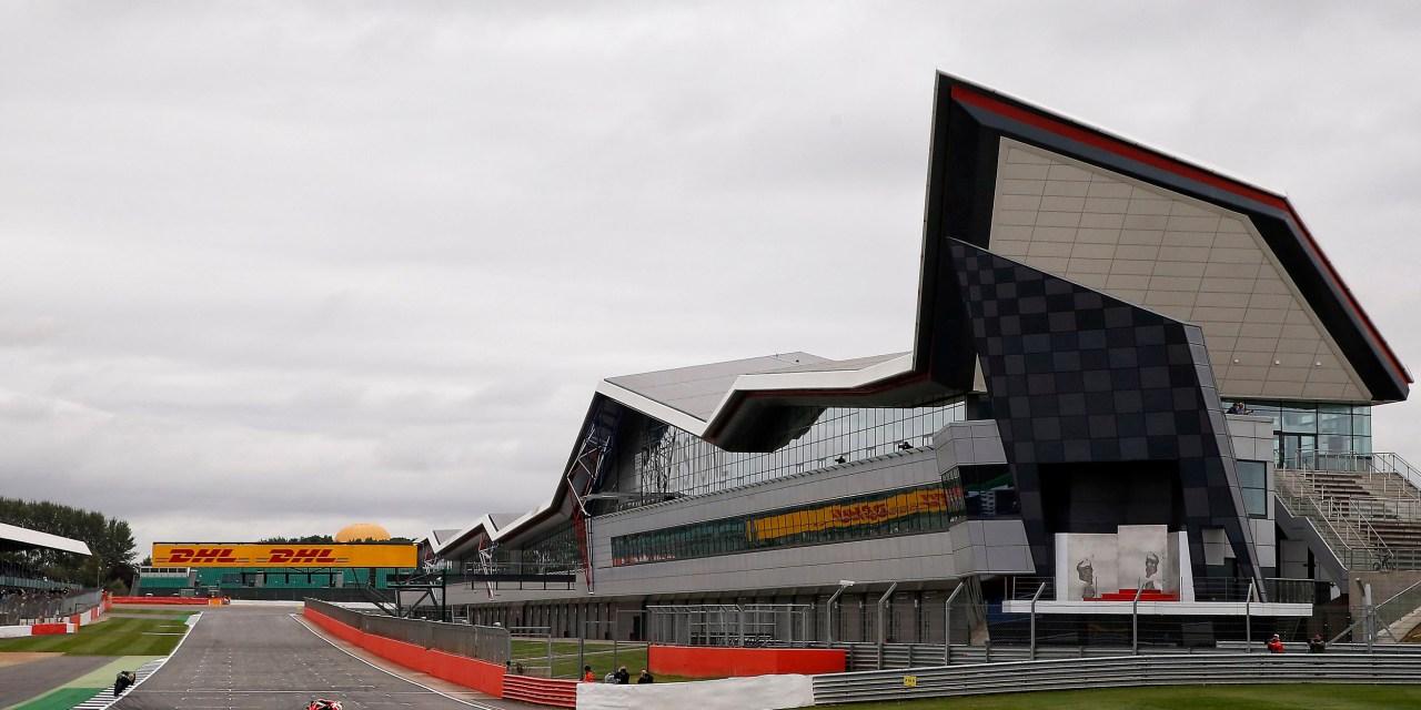 Silverstone, el aeródromo convertido en circuito