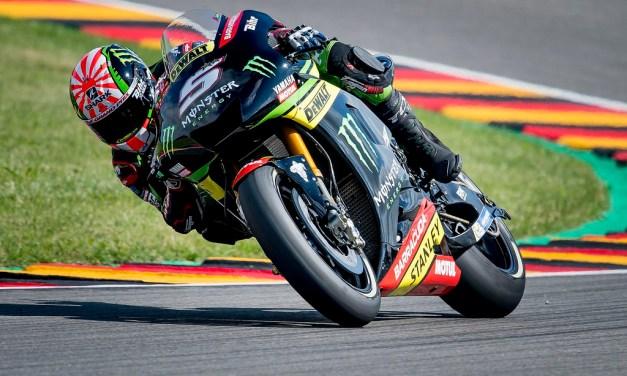 Zarco y Folger y el Tech3 listo para volver al trabajo en el GP Checa