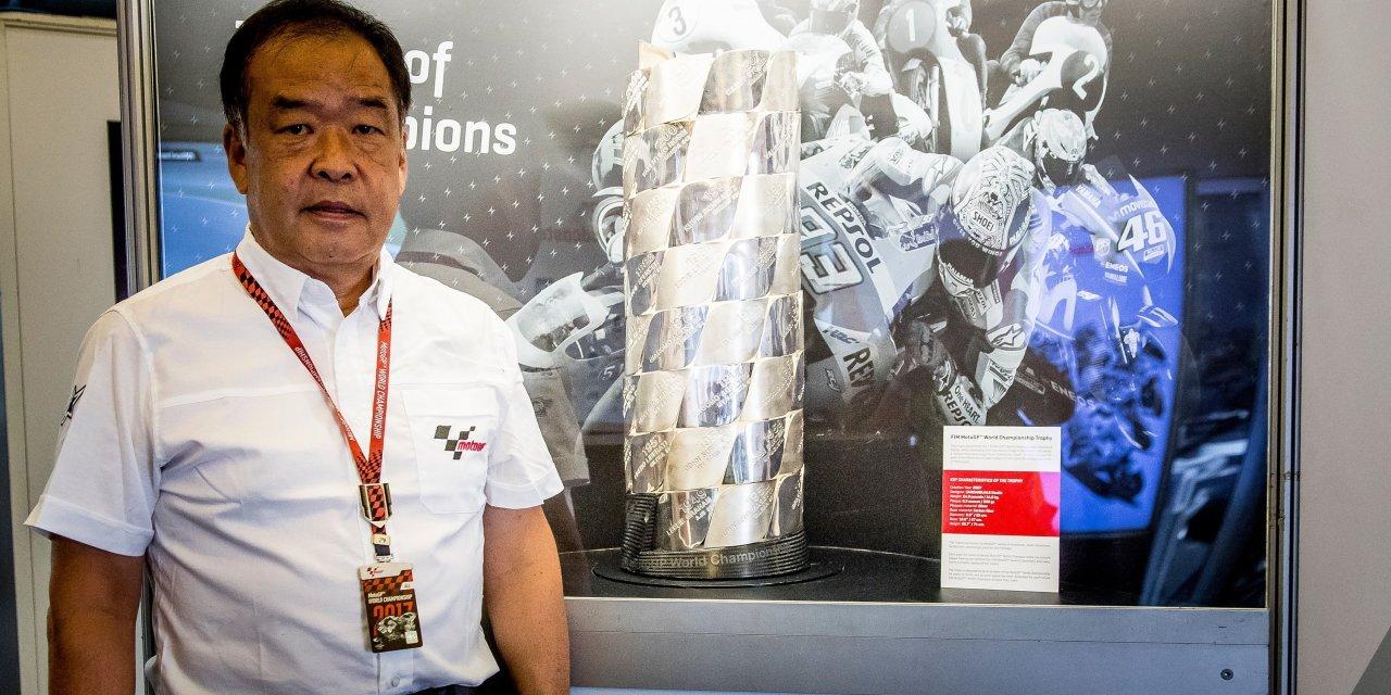 Shuhei Nakamoto se une a Dorna Sports como asesor especial