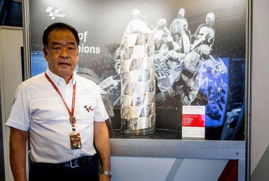 Shuhei Nakamoto, Dorna Sports